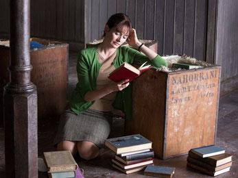 """Szene aus """"Der Buchladen der Florence Green"""""""
