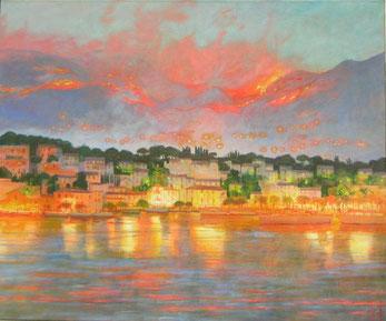 Uwe Herbst Ausstellung in der Galerie Langheinz