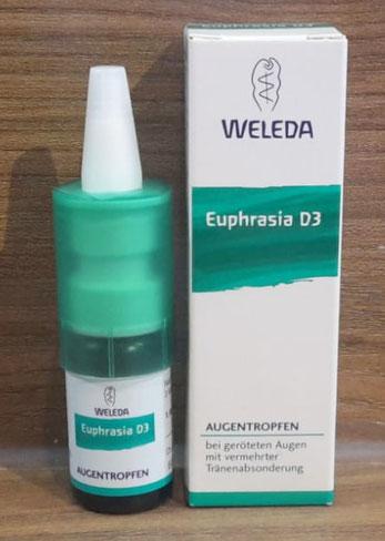 Euphrasia D3 Augentropfen Abbildung