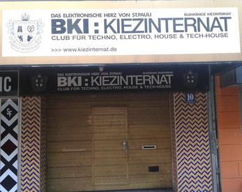 BKI: KIEZINTERNAT - Große Freiheit 10, Hamburg St. Pauli