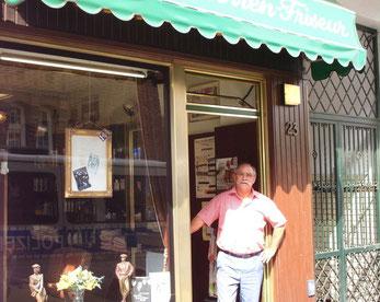 SALON HARRY - der älteste Friseur auf St. Pauli