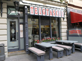 Restaurant TEIGTASCHE - Hein-Hoyer-Straße 10 - Hamburg St. Pauli