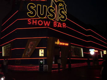 SUSIS SHOW BAR - Beatles Platz 1 Hamburg St. Pauli