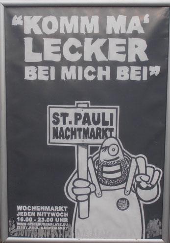St. Pauli - Nachtmarkt