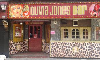 OLIVIA JONES BAR - Große Freiheit 35 Hamburg St. Pauli