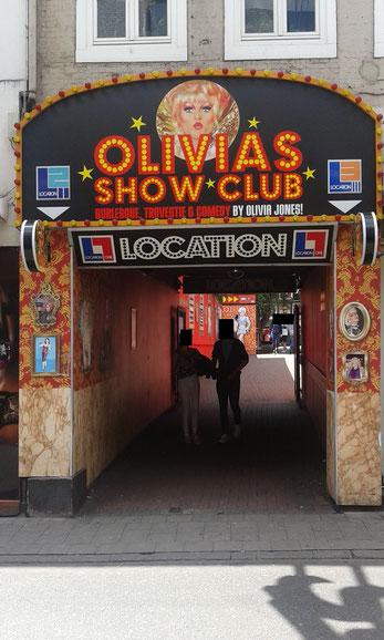 OLIVIAS SHOW CLUB - Große Freiheit 27 St. Pauli