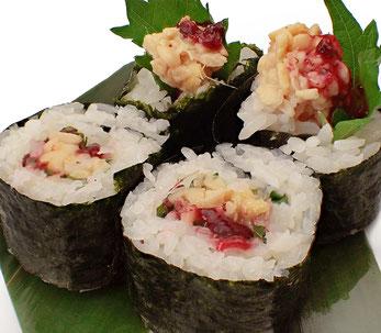寿司 出前 梅納豆巻