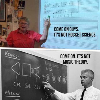 muziektheorie les en bijles Maastricht