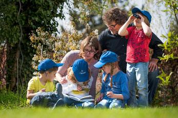 Die Stunde der Gartenvögel - ein Erlebnis für die ganze Familie.