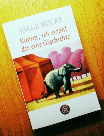 Jorge Burcay, Komm ich erzähl dir eine Geschichte, Der angekettete Elefant