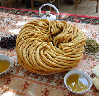 Die uigurische Küche - Die Uiguren und ihre Kultur