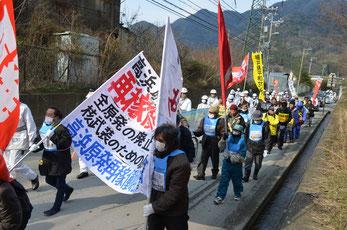 高浜原発4号機再稼働阻止の闘いの先頭に起つ釜ヶ崎労働者