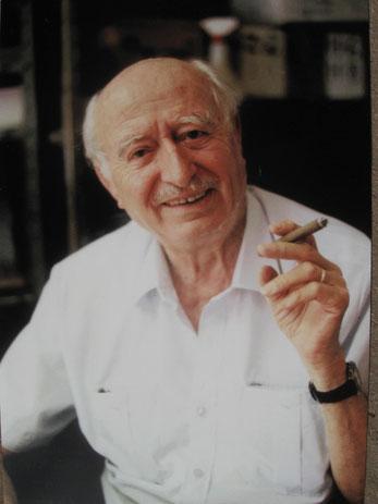 Ernie Freudenthal (Foto: F.-M. Mann)