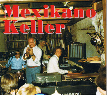 Der Mexicano Keller in der Blauen Gans
