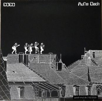 COCO- AUF'M DACH, GER 1983, PM-Records – PM 1282
