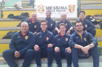 Il Messina Table Soccer presente al girone di ritorno di Serie C