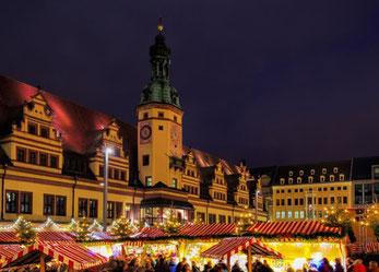 Leipziger Weihnachtsmarkt.Leipziger Weihnachtsmarkt In Diesem Jahr Mit Uns Brot