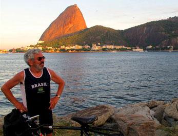 das legendäre Zuckerhut-Panorama in Rio de Janeiro