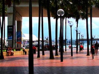 Darling Harbour - ein beliebter Treffpunkt