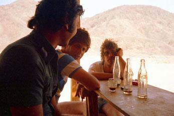 Soldaten - Kurz-Urlaub auf dem Sinai