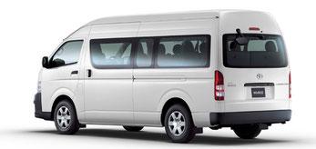 Mini-Bus Lusaka Rental