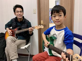 高槻シード音楽教室|親子レッスン風景