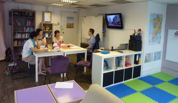 FrenchTouch.hk provides fun French courses