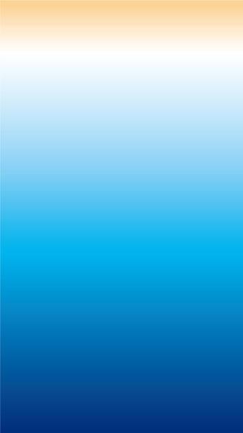 無料スマホ待ち受け画面ホーム画面におすすめのシンプルグラデーション青海色
