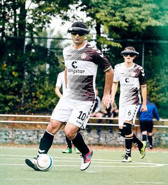 FC St. Pauli Blindenfußball, Serdal Celibi