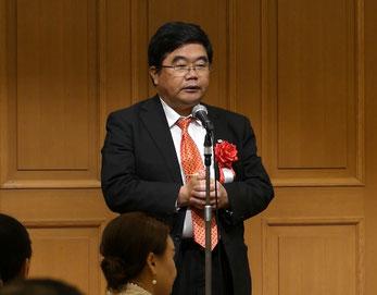 戎義俊 台北駐福岡経済文化辦事處 處長