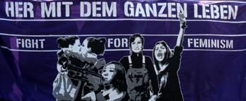 """"""" Hit med det gode liv - Fight for feminism! """""""