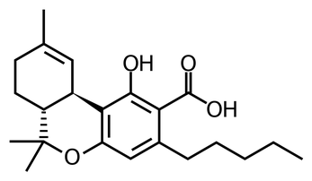 Tetrahydrocannabinolsäure - THCA
