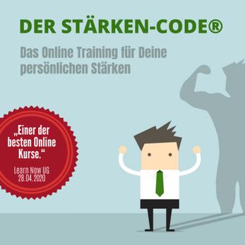 E-Learning Kurs Stärken stärken - www.staerkentrainer.de - Stärkentraining in Stuttgart und Deutschlandweit - Plus Online Training für € 35,-