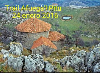 IV TRAIL AFUEGA´L PITU - La Foz de Morcin, 24-01-2016