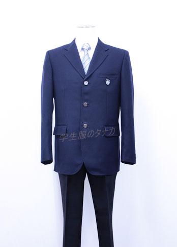 北海道石狩南高等学校 男子制服