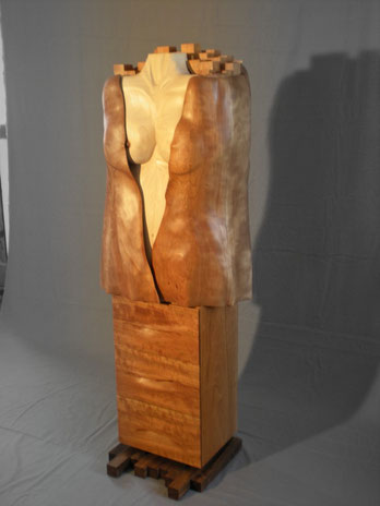 Skulptural Möbel