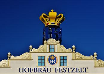 Marquesina de la Hofbrauhaus
