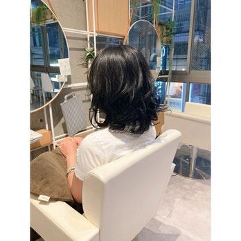 横浜 元町 石川町  髪質改善 ヘッドスパ 美容室 エフィラージュカット