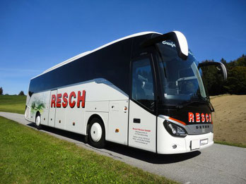 Reisebus Setra S515 HD der Firma Resch