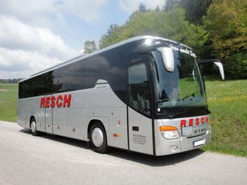 Reisebus Setra S415 GT-HD der Firma Resch