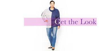 Damen-Pullover in XXL