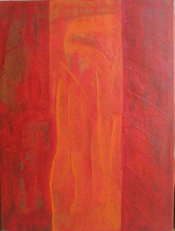 Nr. 2011-HO-003: 60 x 80 cm, Acryl auf Leinwand