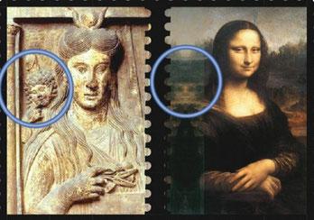 Notre Dame Isis, la déesse-mère alchimique secrète - Cliquer pour agrandir