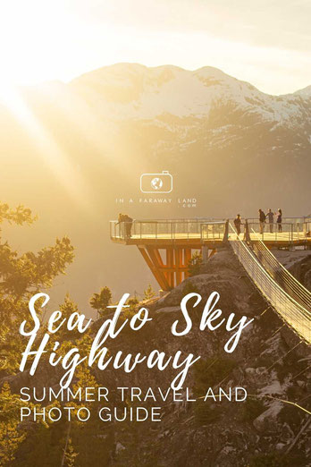 Sea to Sky Highway connecting Vancouver with the famous mountain time of Whistler is one of Canada's most scenic drives. This post outlines top photography spots along the highway and breaks the journey step by step telling you what you shouldn't miss!