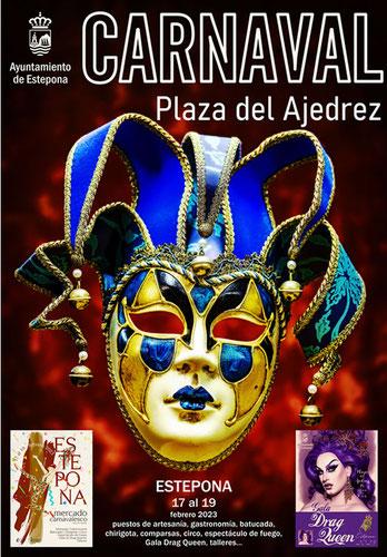 Programa del Carnaval de Estepona