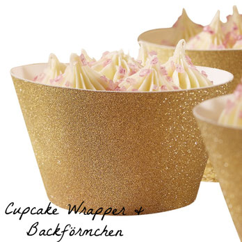 Cupcake Wrapper & Backförmchen
