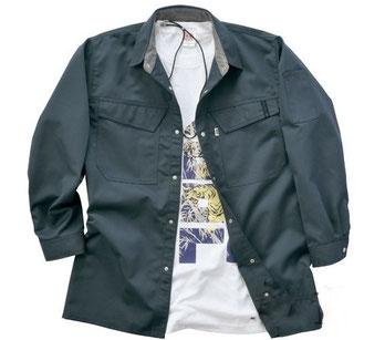 2150-124シャツ(厚地)