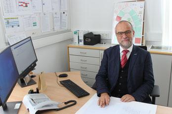 Heiko Bickel, Schulleiter