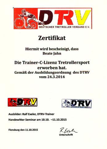 DTRV Grundseminar