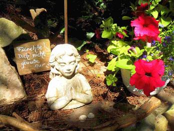 Ferien ohne DECT und WLAN in Bio-Ferienzimmern